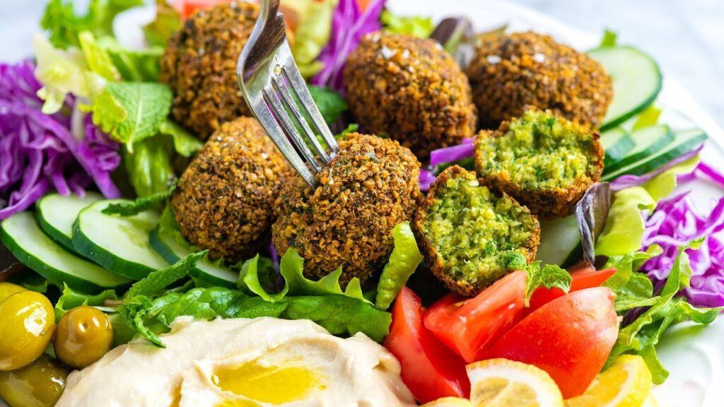 Falafel - Orta Doğu Mezesi