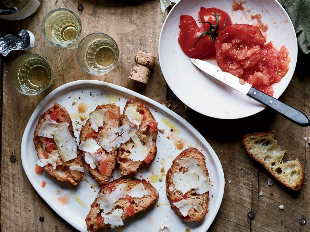 Pan con Tomate - 11 ülke kahvaltı