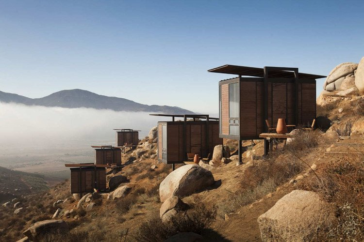 Encuentro Guadalupe - Archdaily / Ekstrem Mimariler