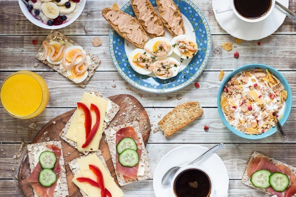 İskandinav Kahvaltısı / 11 ülke kahvaltı