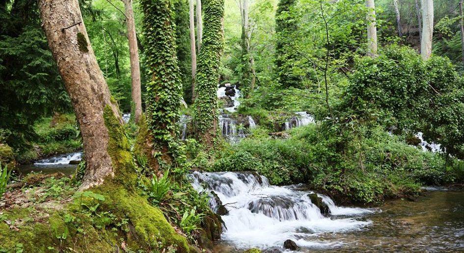 Papazın Bahçesi - Türkiye'nin En Güzel 50 Şelalesi