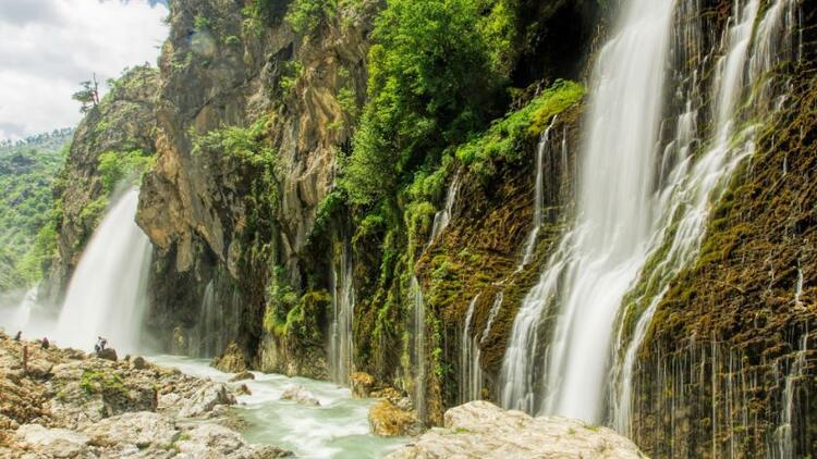 Karpuzbaşı Şelaleleri - Türkiye'nin En Güzel 50 Şelalesi
