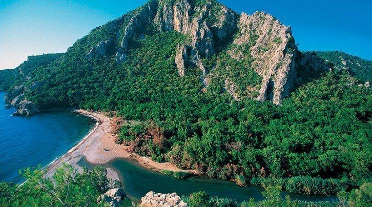 Türkiye'deki Milli Parklar - Akdeniz Bölgesi Milli Parkları