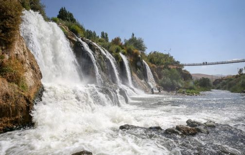Muradiye Şelalesi - Türkiye'nin En Güzel 50 Şelalesi