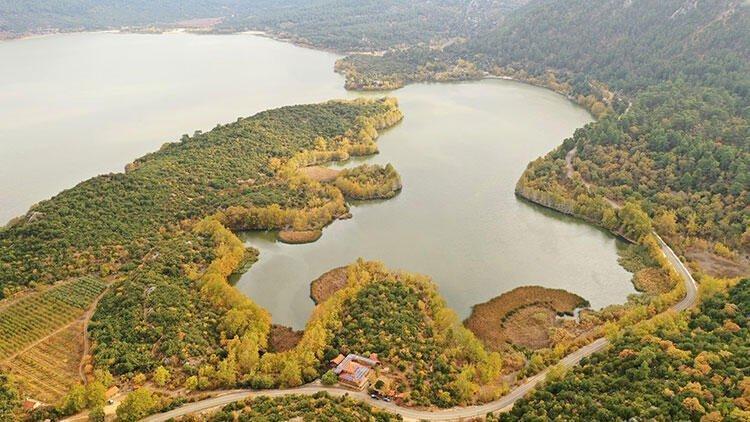 Kovada Gölü Milli Parkı / Akdeniz Bölgesi Milli Parkları