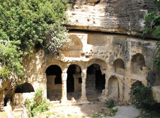 Beşikli Mağara - Antakya Gezi Rehberi