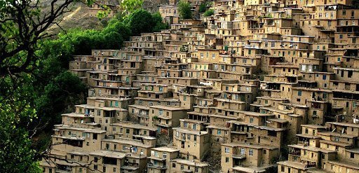 Mutlaka gezmeniz gereken 9 masal diyarı Asya köyü - Palangan, Iran
