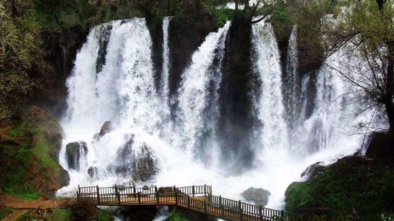 Sızır Şelalesi - Türkiye'nin En Güzel 50 Şelalesi