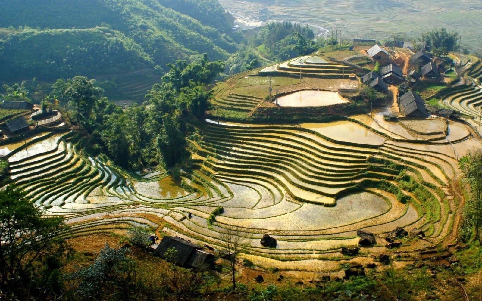 Mutlaka gezmeniz gereken 9 masal diyarı Asya köyü - Sapa, Vietnam