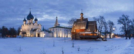 Mutlaka gezmeniz gereken 9 masal diyarı Asya köyü - Suzdal, Russia