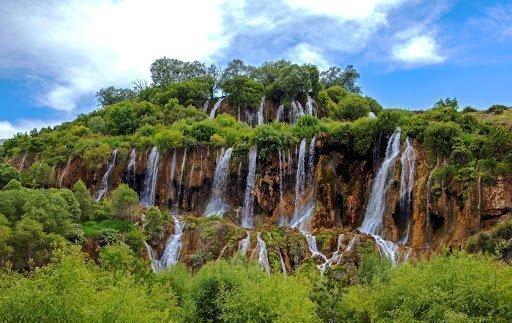 Girvelik Şelalesi - Türkiye'nin En Güzel 50 Şelalesi