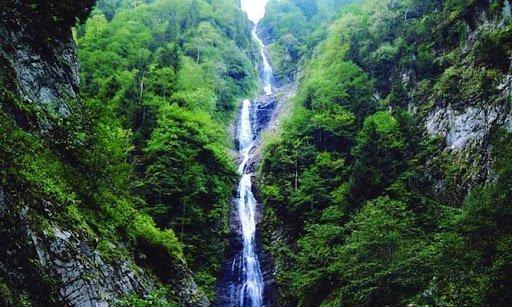 Bulut Şelalesi - Türkiye'nin En Güzel 50 Şelalesi