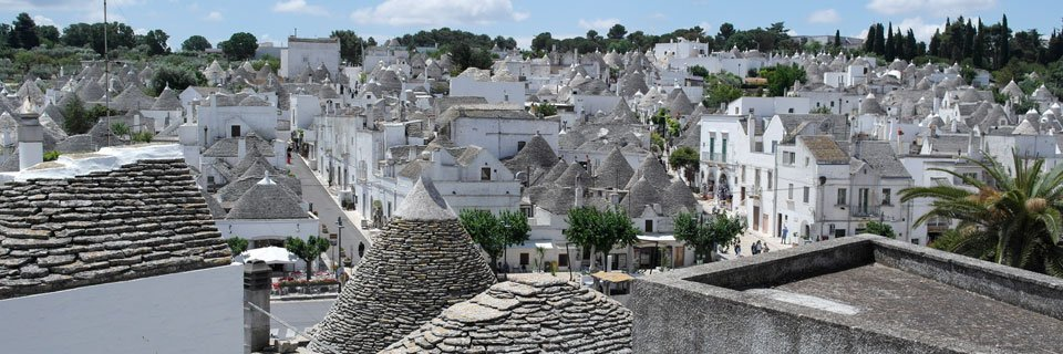 Mutlaka gezmeniz gereken 7 masal diyarı İtalya köyü - Alberobello