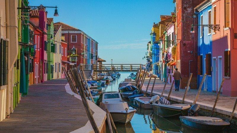 Mutlaka gezmeniz gereken 7 masal diyarı İtalya köyü - Burano