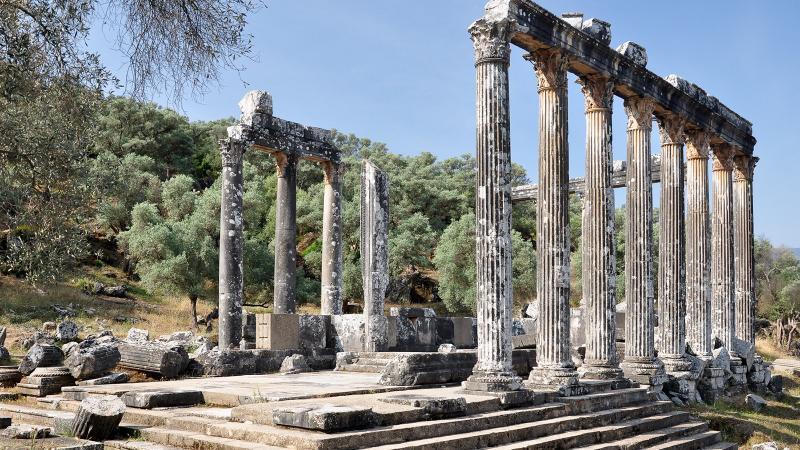 Euromos Antik Kenti - Milas Gezi Rehberi