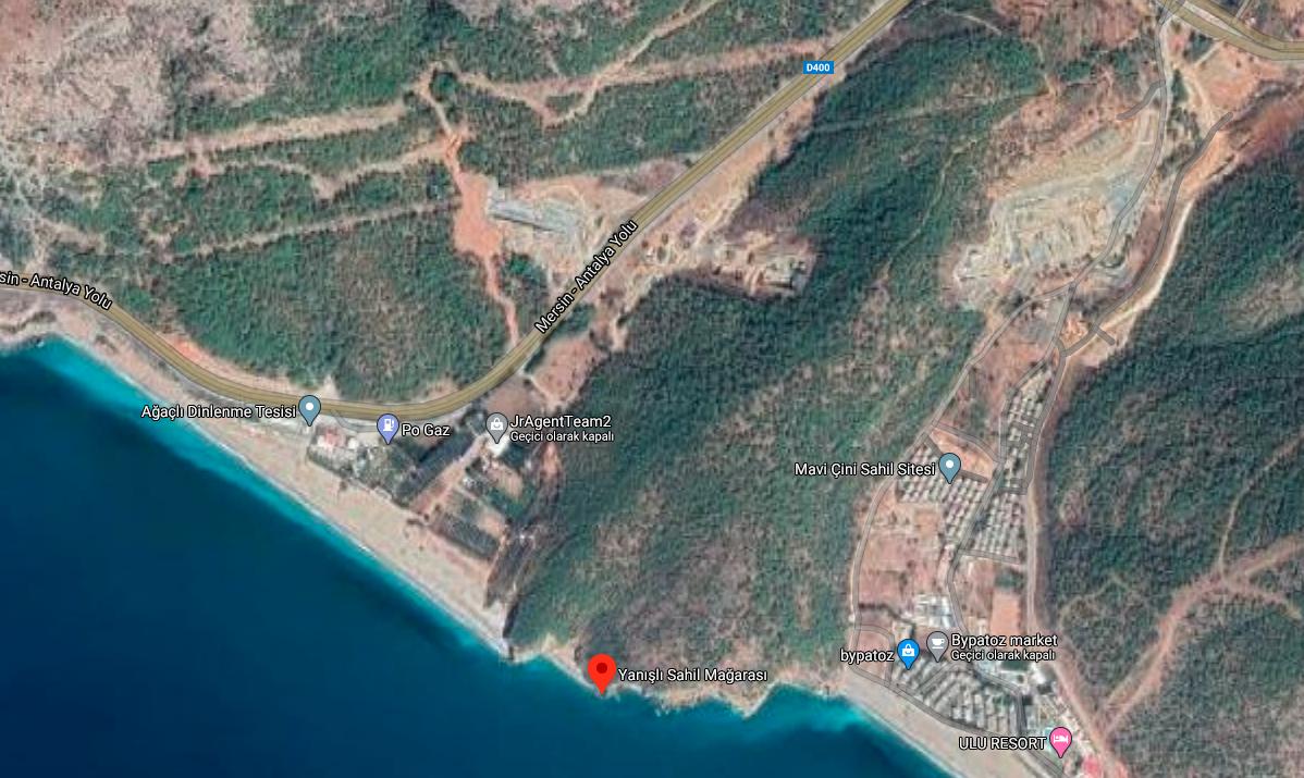 Yanışlı Saklı Sahil ve Mağarasına Nasıl Gidilir? | Türkiye'nin Saklı Cenneti