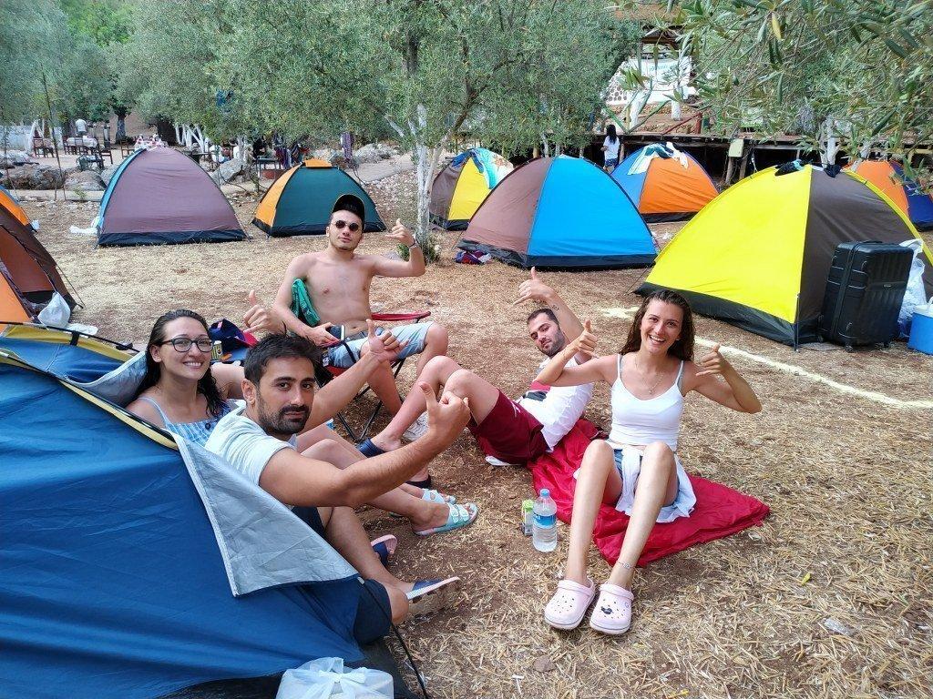 Kamp Turları - Ege ve Akdeniz'de Unutulmaz Bir Kamp Deneyimi