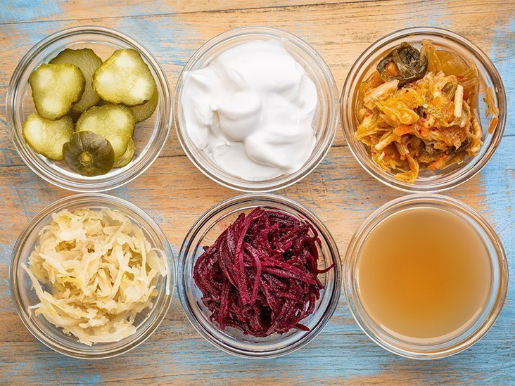 Probiyotik - Fonksiyonel Gıdalar