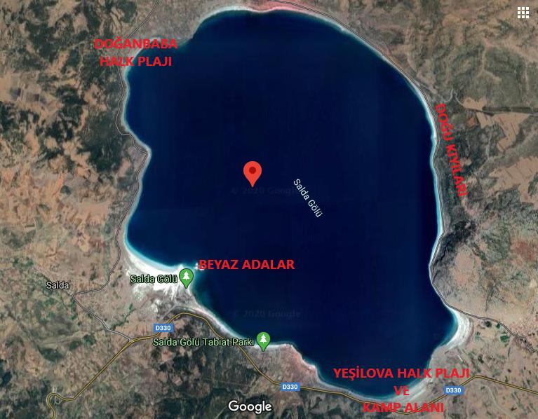 Salda Gölü Rehberi - Gezelim, Görelim, Koruyalım