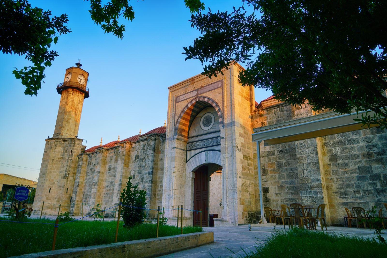 Ulu Cami - Tarsus Gezi Rehberi