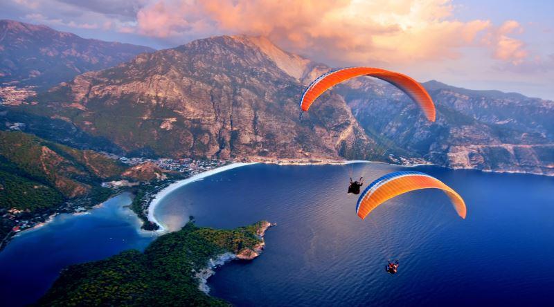 Türkiye'de Yamaç Paraşütü