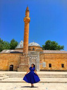 Ahi Evran-i Veli Cami - Kırşehir Gezi Rehberi