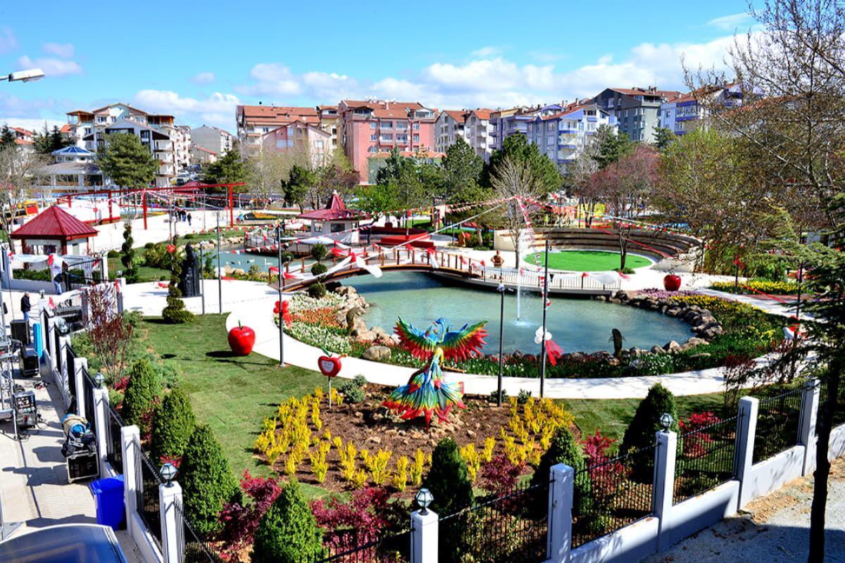 Masal Parkı - Kırşehir Gezi Rehberi