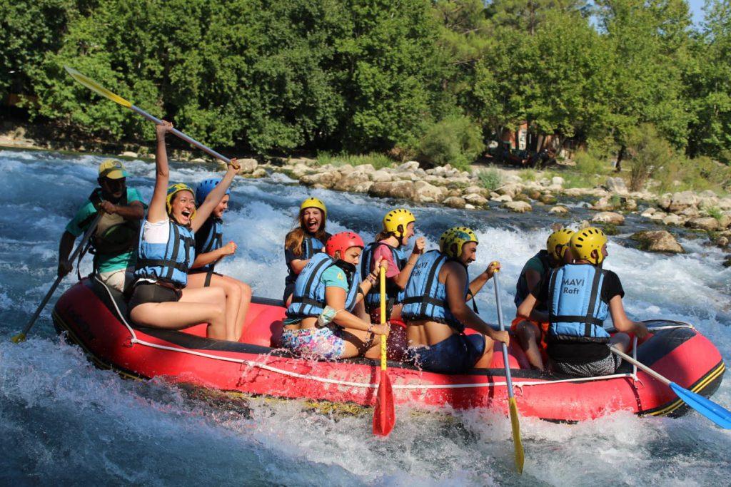 Kamp Turları - Ege ve Akdeniz'de 7 Gün Süren Unutulmaz Bir Kamp Deneyimi