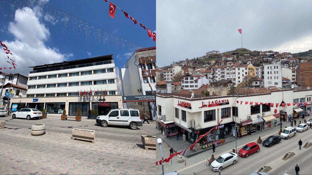 Beypazarı'nda Nerede Kalınır? Beypalas Hotel