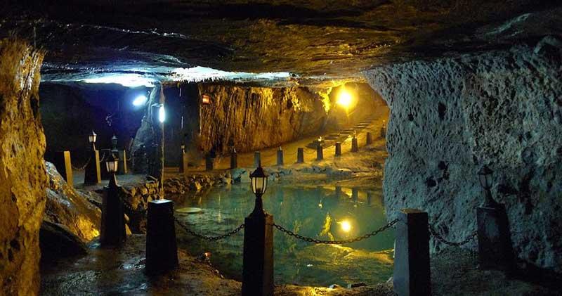 Batı Karadeniz Gezilecek Yerler - Cehennem Ağzı Mağarası