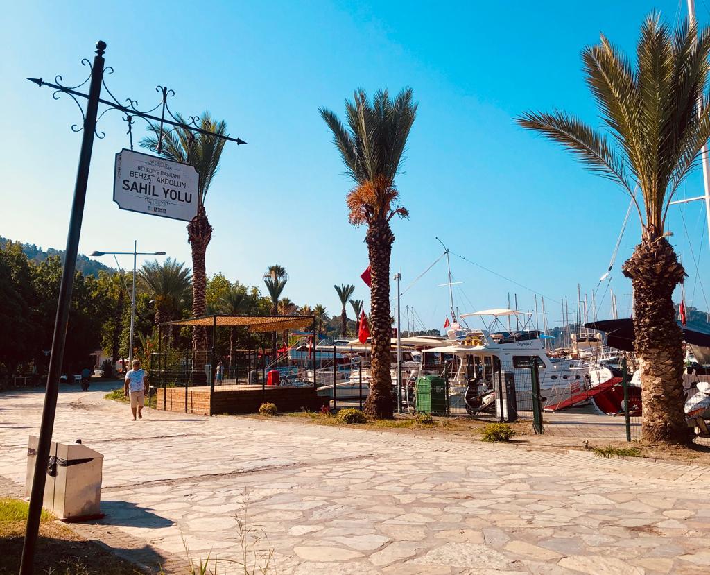 Göcek Kahvaltı ve Plaj Rehberi | Muğla'da Cennetten Bir Köşe