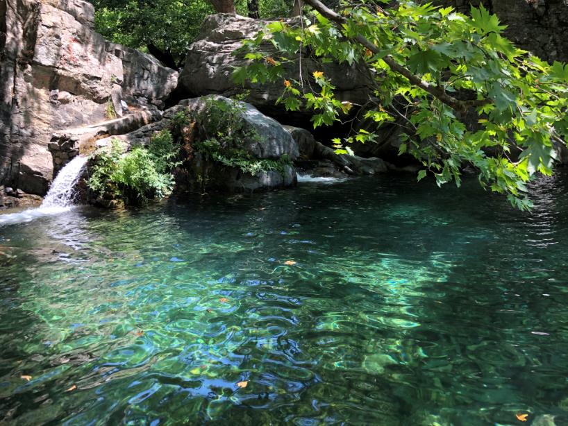 Hasanboğuldu ve Sütuven Şelalesi - Kaz dağlari Gezi Rehberi