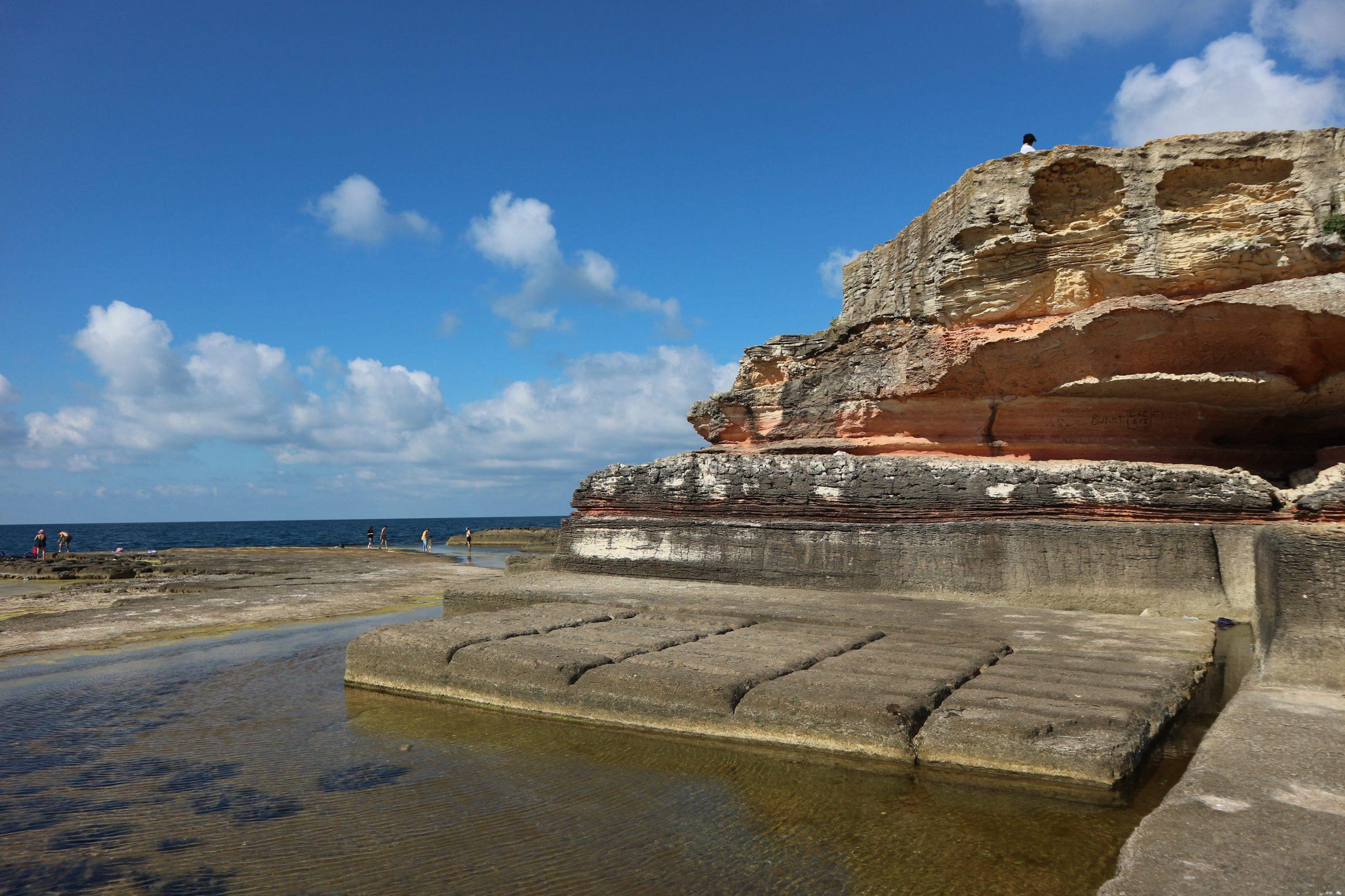 Kocaeli Plajları - Pembe Kayalar