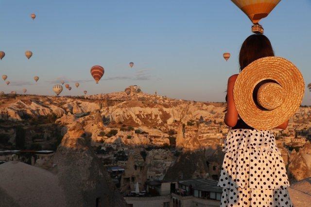 Sonbaharda Gezilecek Yerler - Kapadokya