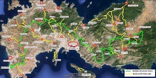 Türkiye'nin En Güzel Antik Yürüyüş Rotaları – Gezelim, Görelim, Koruyalım