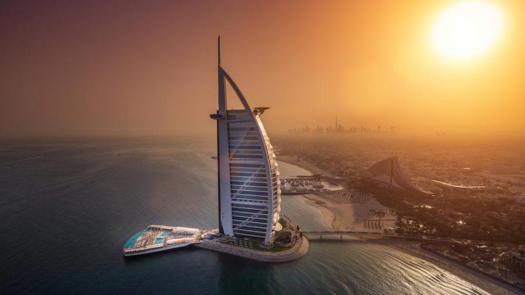 Şehirler ve Simgeleri - Dubai
