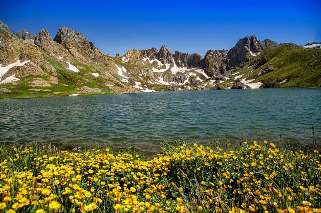 Cilo ve Sat Dağları Milli Parkları