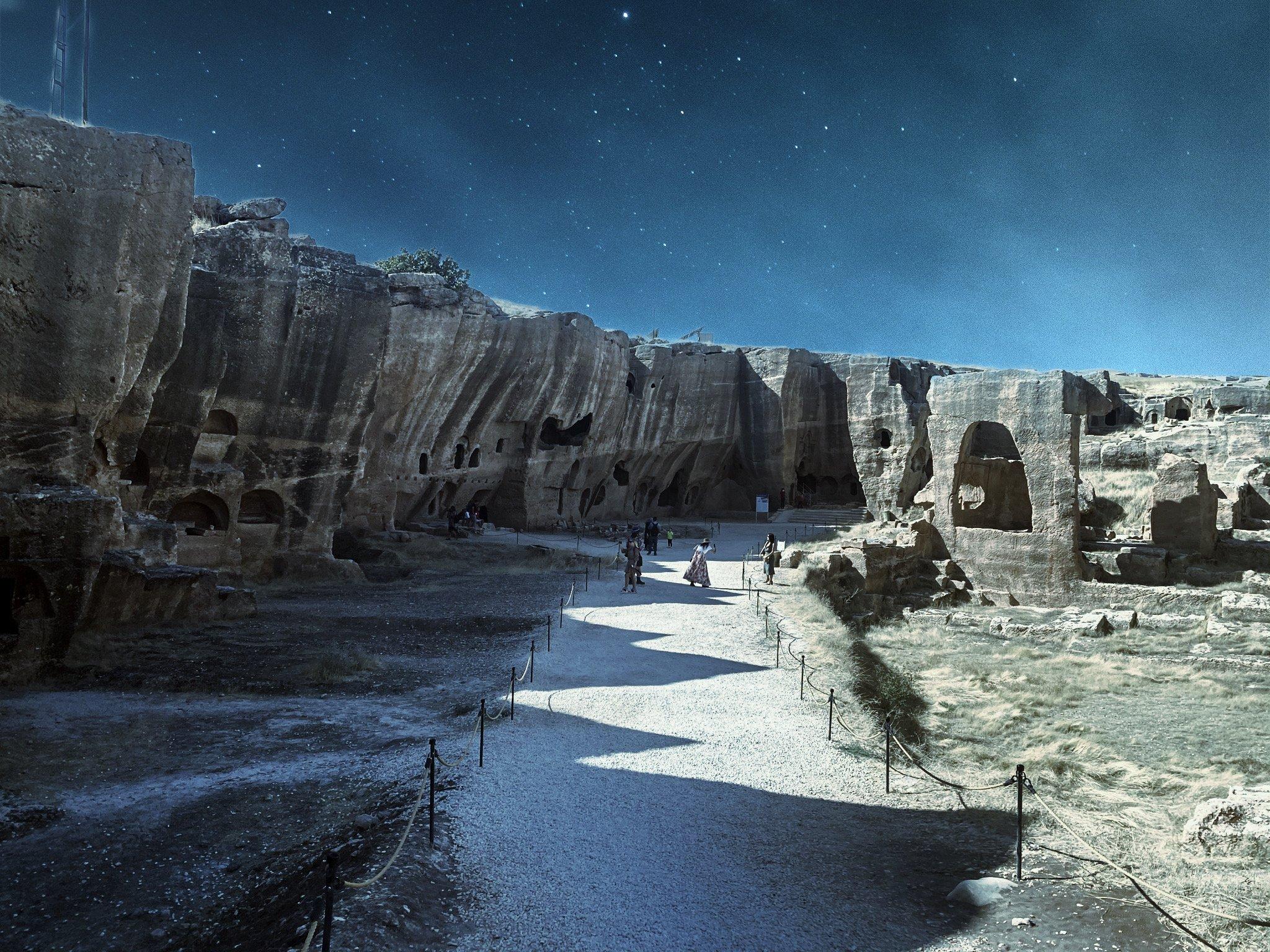 Güneydoğu Anadolu Bölgesi'nin Antik Kentleri