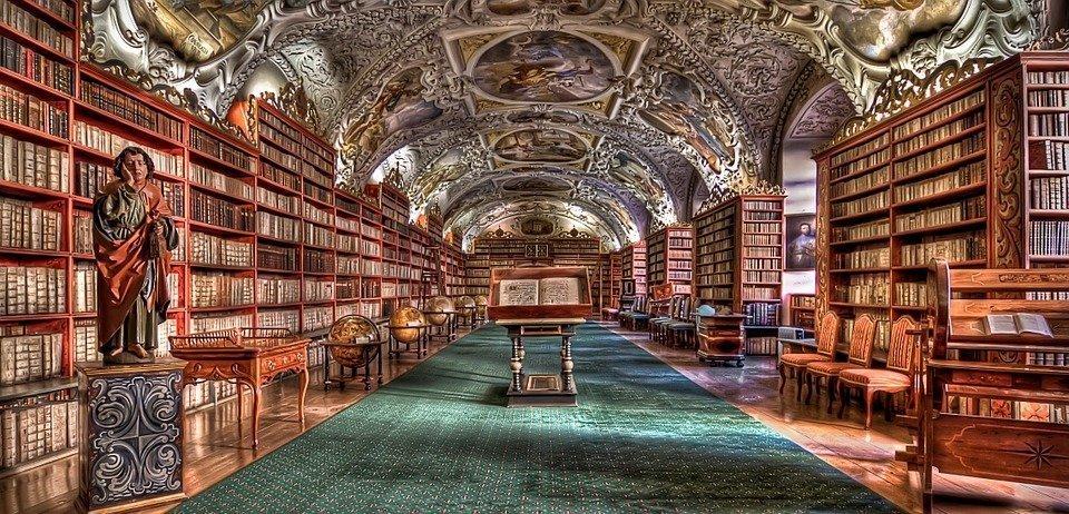 5 muhteşem antik dönem kütüphanesi