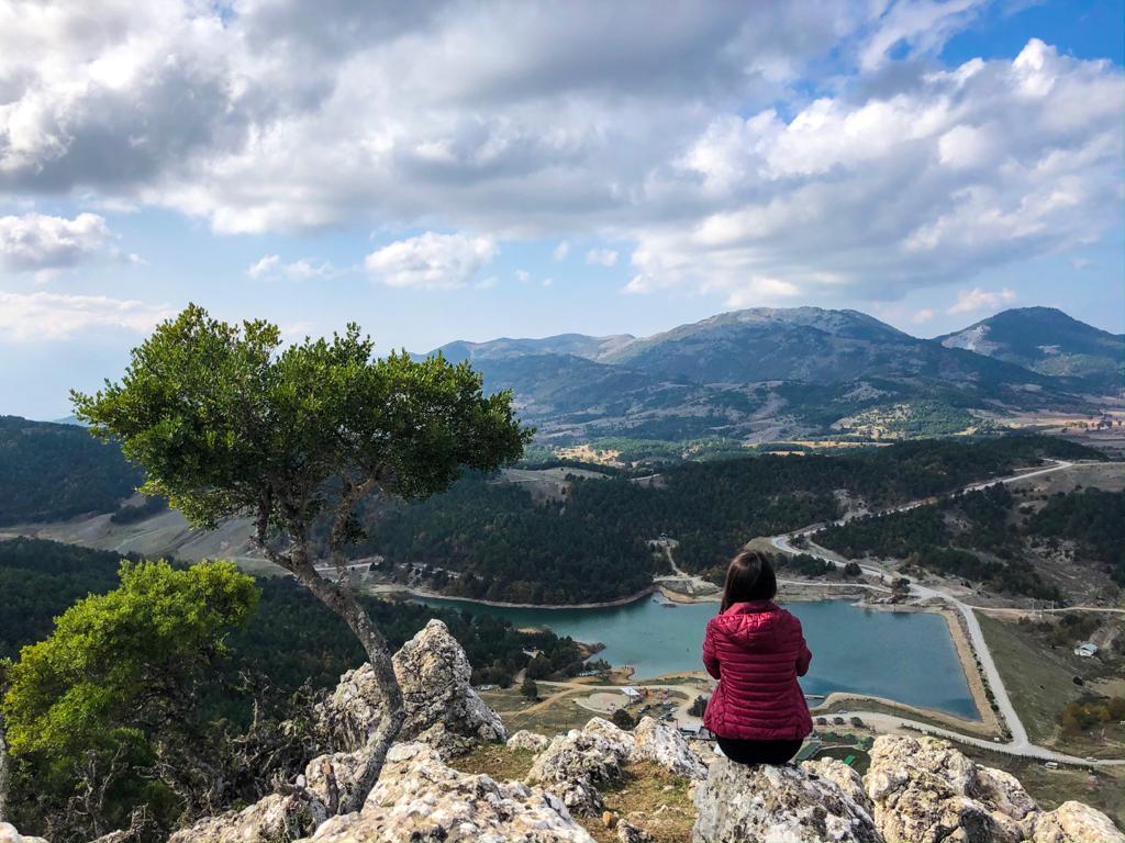Ericek Göleti Gezi Notları | Şehirden Doğaya Kaçış