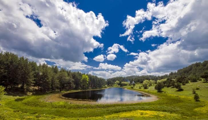 İç Anadolu Bölgesi Milli Parkları - Türkiye'deki Milli Parkımız