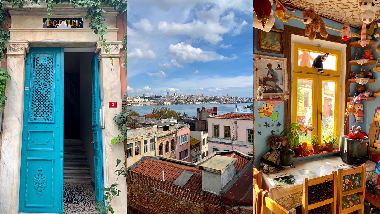 Balat Gezi Notları - Balat'ın Renkli Sokaklarında 1 Gün