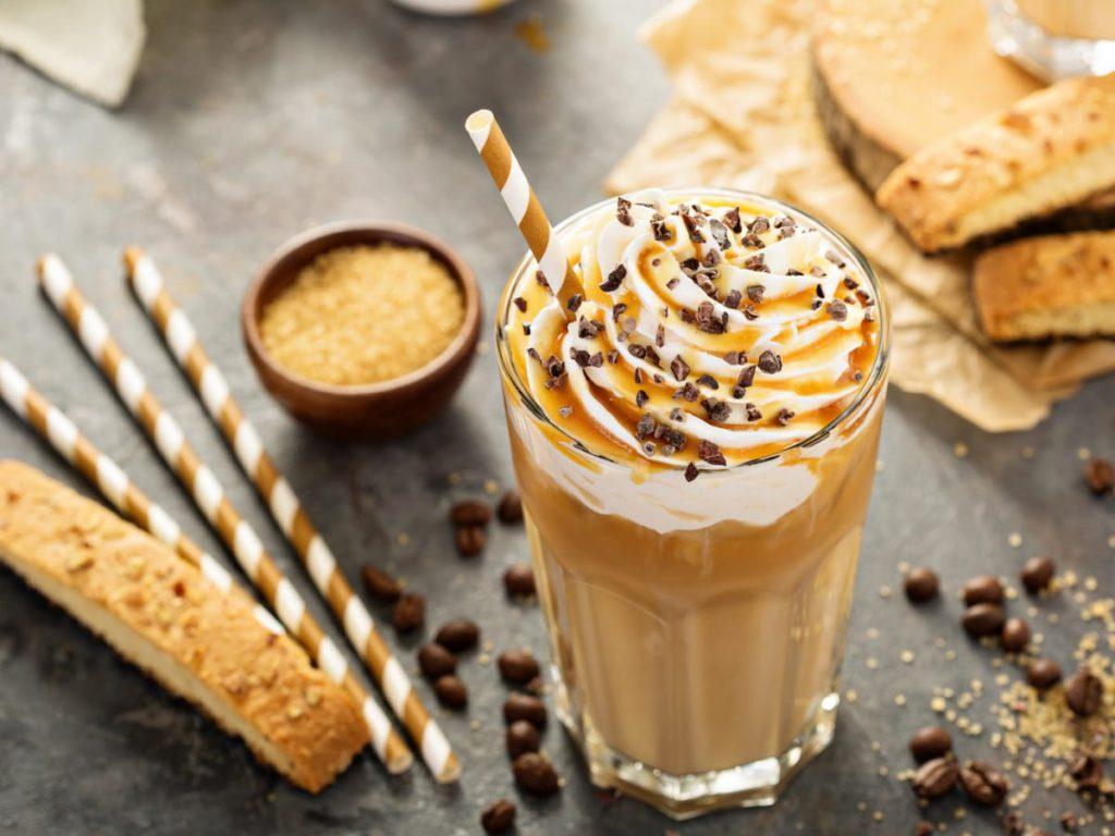 Frappe - Evde Yapılabilecek 8 Kahve