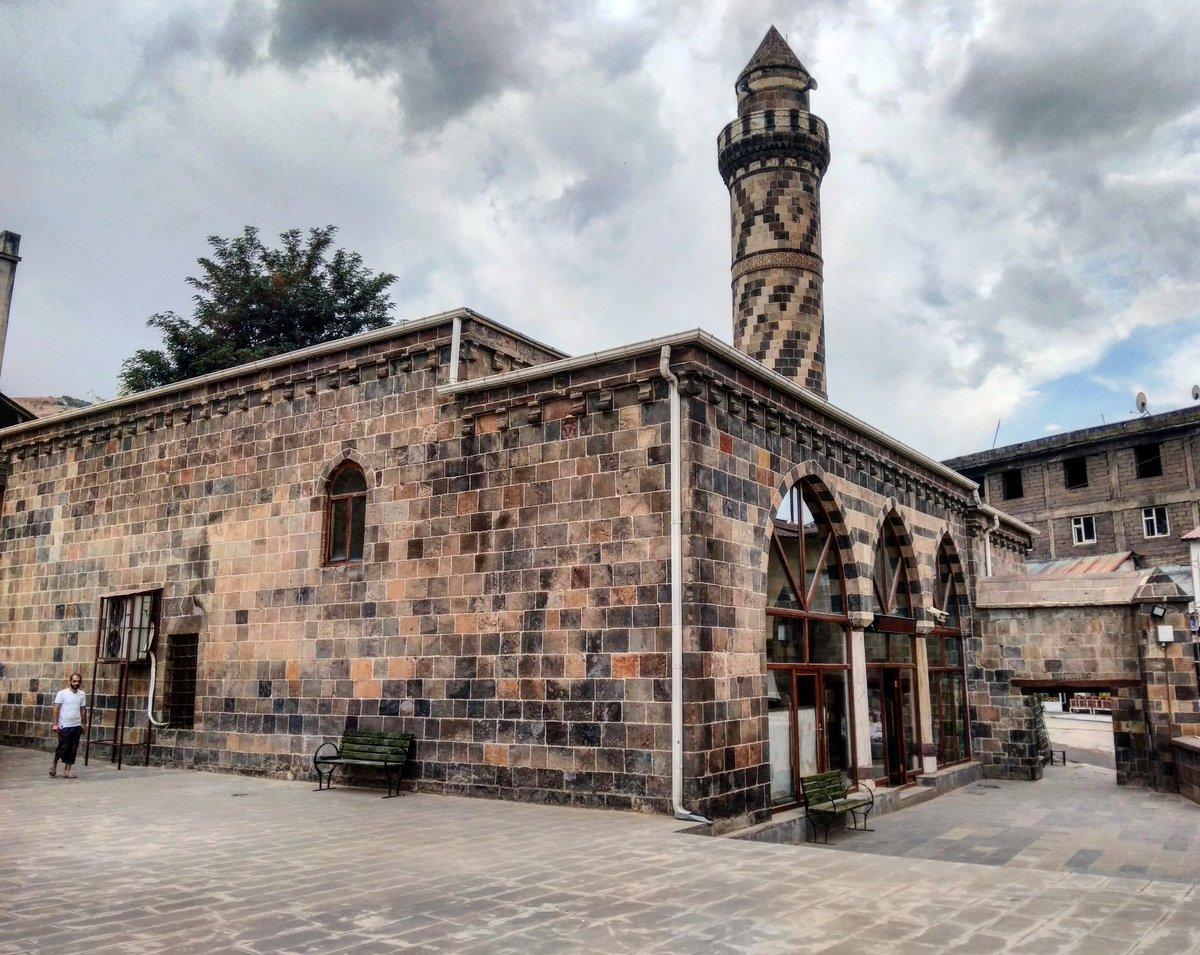 Alaaddin Bey Cami - Muş Gezi Rehberi