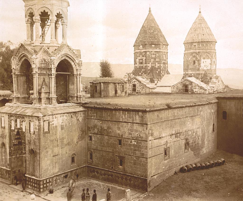 Çanlı Kilise(Surpgarabet Manastırı) - Muş Gezi Rehberi