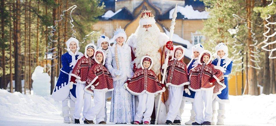 Ded Moroz - Dünyanın En Renkli Bayramları