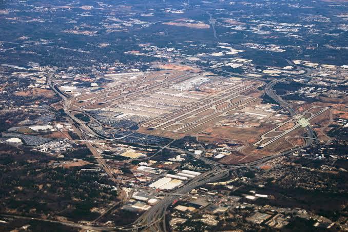 Atlanta Hartfield-Jackson Havalimanı