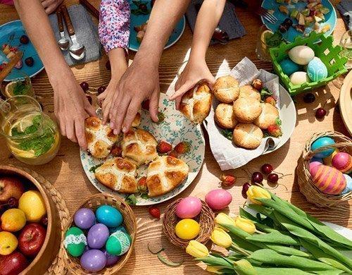 Easter - Dünyanın En Renkli Bayramları
