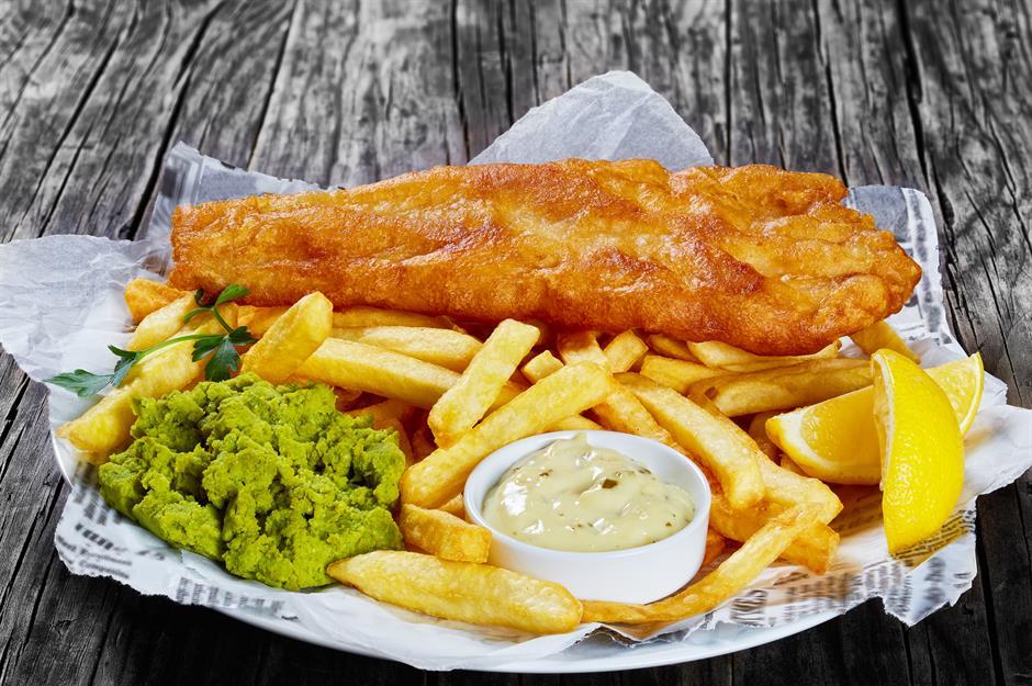 İngiltere Kültürü ve Yemekleri