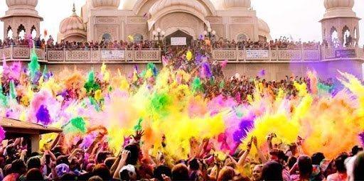 Holi - Dünyanın En Renkli Bayramları
